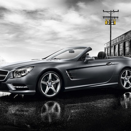 Mercedes-Benz - SL 2012