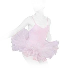 Repetto - Tutu court Rose tendresse