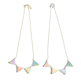 patterie - PRISM GARLAND NECKLACE COLOUR