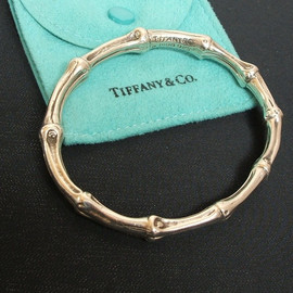 Tiffany & Co. - Silver 925 Bamboo bangle