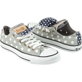 CONVERSE - Chuck Taylor All Star Double Tongue Womens Shoes