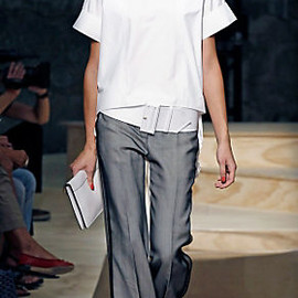 CELINE - SUMMER 2012 Look n°23