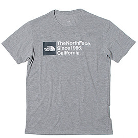 THE NORTH FACE - Square Logo Tee 2016SS