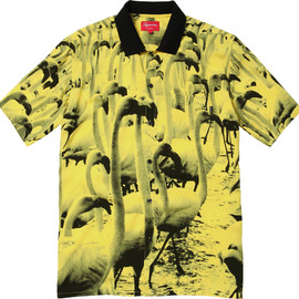 Supreme - Flamingo Shirt