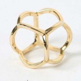 ANREALAGE - S.M.L RING