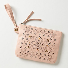 Anthropologie - KERCHIEF CUT POUCH