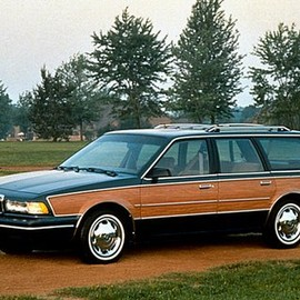 Buick - Regal Wagon