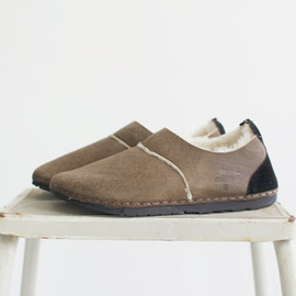 OTZ - Moc Shearling Weathered Rootbeer