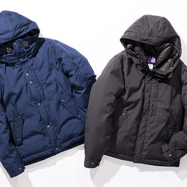 THE NORTH FACE PURPLE LABEL - Mountain Down Parka