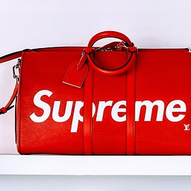 LOUIS VUITTON, Supreme - Louis Vuitton x Supreme Bag(FW2017)