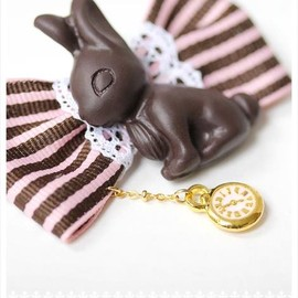 MIAM PARIS - broche lapin