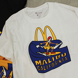 Champion - McDonald's MALIBU LIMITED TEE