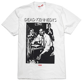 Supreme - Supreme/DEADKENNEDYS Too Drunk Too FUCK T