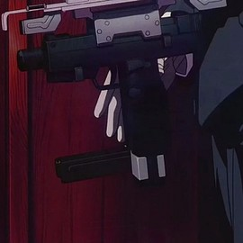 Ghost in the Shell - Steyr  SPP with 30 round magazine - 9x19mm