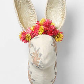 Anthropologie - Crowned Rabbit Bust