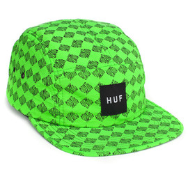 HUF - NEON VOLLEY HOT LIME