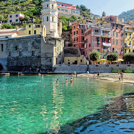 northwestern Italy - Vernazza, Liguria