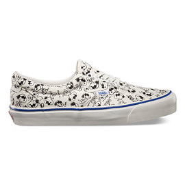 VANS - Camp Snoopy/Classic White