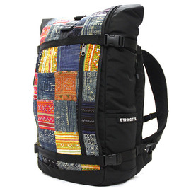 ETHNOTEK - Embroidered-Vietnam 2 THREAD™ + Laptop Compatible Travel Backpack