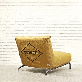 Journal Standard Furniture, Carhartt WIP - Rodez Chair - Carhartt Brown