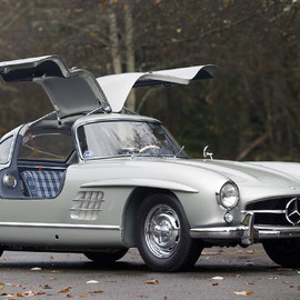 Mercedes Benz - 300SL