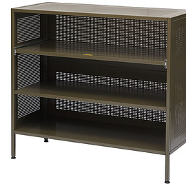 journal standard Furniture - ALLEN STEEL SHELF