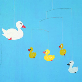 FLESTED mobiles - The Ugly Duckling