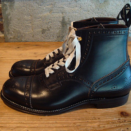 foot the coacher - MENDELL BOOTS