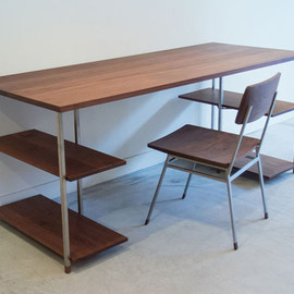 Work Around Table - Tana-Ashi Desk