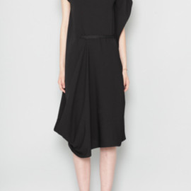 MAISON MARTIN MARGIELA - Sleeveless Basic Cocktail Dress, Black 880.00 USD