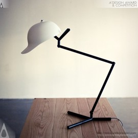 Mars Hwasung Yoo - Cap : Objects to Imagine #02 Stand Lamp