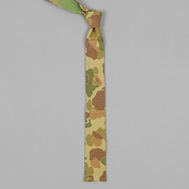 The Hill-Side - Double-Fabric Camouflage Special Tie, Version #2