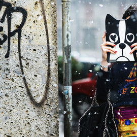 FASHION WEEK STREETSTYLE - BY TOMMY TON