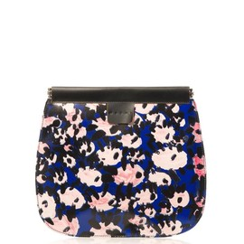 MARNI - François-Xavier PVC and leather clutch