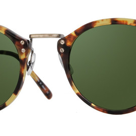 OLIVER PEOPLES - vintage sunglass