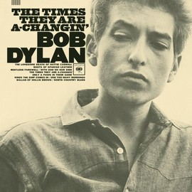 ボブ・ディラン Bob Dylan - Times They Are A-Changin