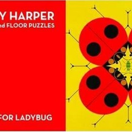 Charley Harper - Flash Cards and Floor Puzzle