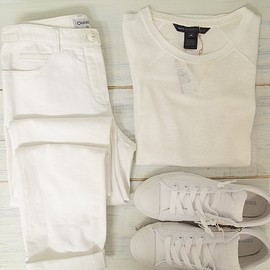 MARC BY MARC JACOBS, CHANEL, CONVERSE - outfit!