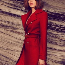 Burberry - Brit Belt Trench Coat