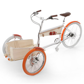 yves behar - Local bicycle by fuseproject