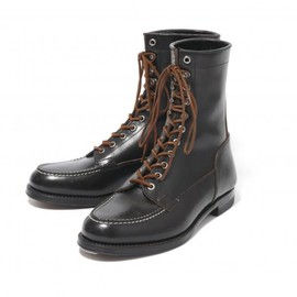 PHIGVEL - HUNTER WORK BOOTS (B.Black)