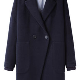 Boy by Band of Outsiders - Drop Shoulder Coat