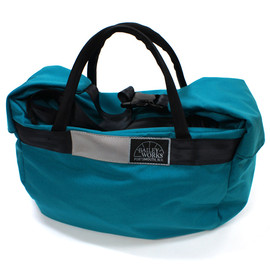 bailey works -  whale mouth duffle bag