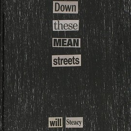 Will Steacy - Down These Mean Streets
