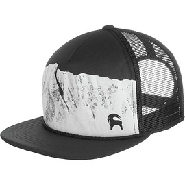 Backcountry - Backcountry Photo Trucker Hat Black