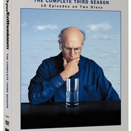 Larry David - Curb Your Enthusiasm Complete Third Season