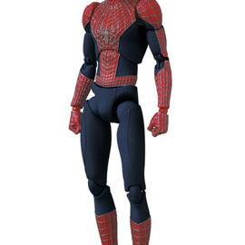 MEDICOM TOY - MAFEX SPIDER-MAN  (THE AMAZING SPIDER-MAN2)