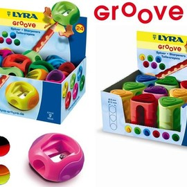 LYRA - Groove Pencil Sharpener