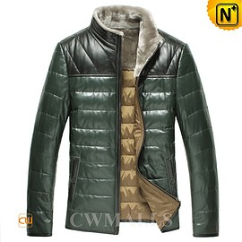 cwmalls - Glasgow Quilted Down Jackets for Men CW846067