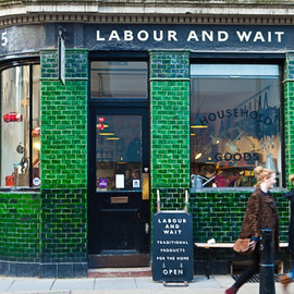 LABOUR AND WAIT, LONDON
